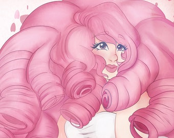 Rose Quartz - Steven Universe Print