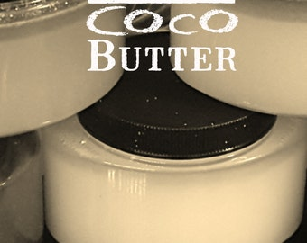 Whipped Coco butter