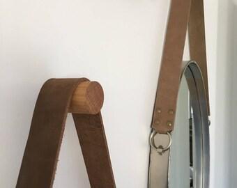 Solid Oak wall hooks/Coat hook/Towel hook/Hanger/Storage/Holder/Peg/Wall mount/Nursery/Industrial/Minimalist/Rustic/Decor/Gift/