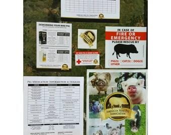AMPA Mini Pig Bundle OR Fire & Emergency