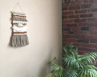 Wall Tapestry Weaving