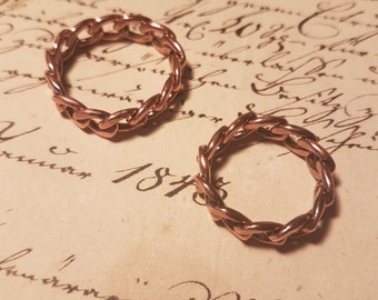 "Shop ""copper chain"" in Rings"