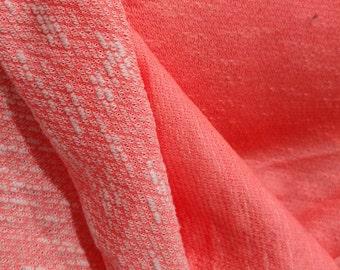 Neon Orange Knit