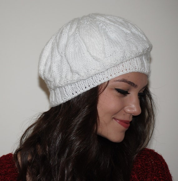 You searched for: white knit berets! Etsy is the home to thousands of handmade, vintage, and one-of-a-kind products and gifts related to your search. No matter what you're looking for or where you are in the world, our global marketplace of sellers can help you find unique and affordable options. Let's get started!
