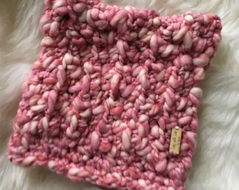 SALE Pre-made Crochet Pink Pussyhat!