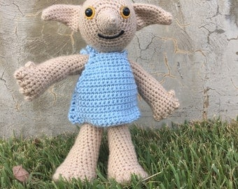 Crochet Dobby Doll (large)