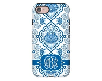 Monogram iPhone 8 case, bohemian iPhone 8 Plus case, iPhone 7 case case, iPhone 7 Plus case, iPhone 6s/6s Plus case, bohemian iPhone X case