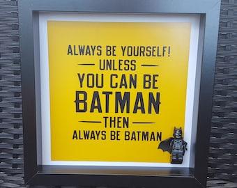 LEGO® Batman style gift