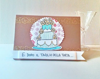 Greeting cards-Wedding Party
