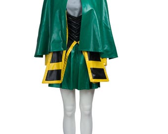Thor Loki Cosplay Costumes Female Version