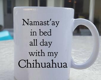 Gifts for Chihuahua Lovers ~ Chihuahua, Chihuahua Gifts, Chihuahua Lover, Chihuahua Memorial, Chihuahua Present, Chihuahua Mug ~ Dog Lover!!
