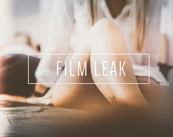 Film Leak Indie Muse Collection 3 Presets  4 Tool Presets 9 LR Brushes Lightroom Presets for Professional Results by LouMarksPhoto