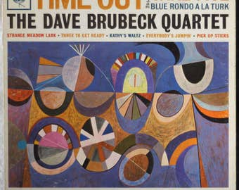 Dave Brubeck Quartet - Time Out - Columbia CL1397 Mono