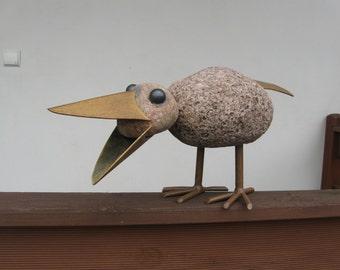 11 bird,  20x33 cm