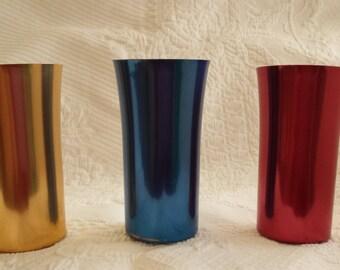 Bascal aluminum cups