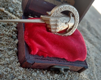 Hand of the King Cosplay Brooch