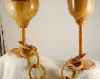 Personally Goblets for an up and coming wedding