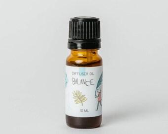 Balance - Diffuser Oil - Essential Oil Diffuser Blend - Essential Oil