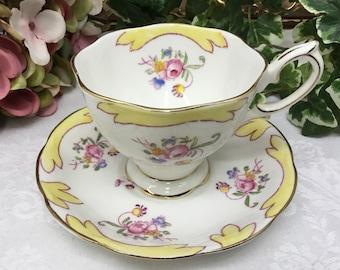 Royal Albert teacup and saucer