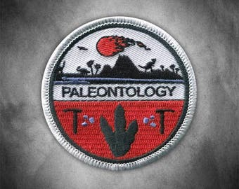 Paleontology Patch