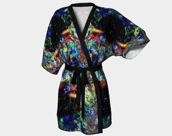 Apoc Trippy Original Kimono Robe