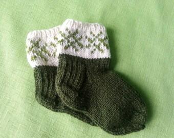 Socks,  knitted socks for kids