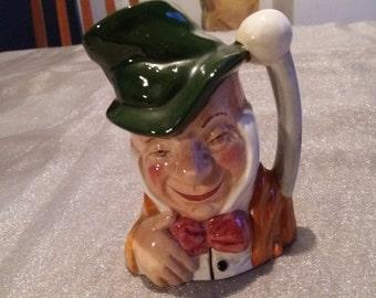 Vintage Artone Mr Micawber Toby Jug