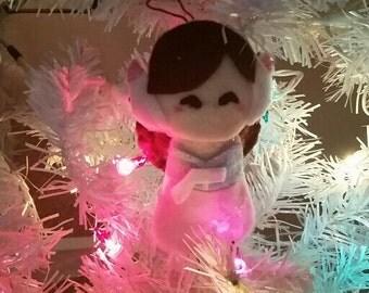 D.va Overwatch Winter Wonderland Ornament/Charm