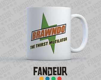 Brawndo Thirst Mutilator Coffee / Tea Mug