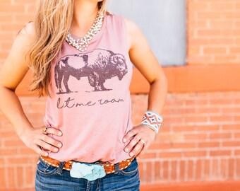 Graphic Tee, Western Tee, Southern Shirt, Hippie Shirt, Gypsy Shirt, Bohemian Shirt, Tank Top, Womens Muscle Tank, Summer Tank Top,Boho Tank