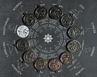 Zodiac Chokers