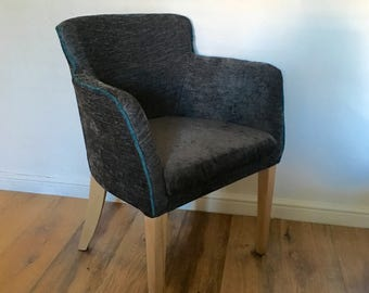 Mid centry modern chair.
