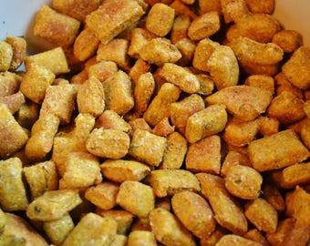 Dante's Cool Cat Delicacies /Cat Treats /Organic Cat Treats /Natural Cat Treats /Healthy Cat Treats /Catnip /Cat Birthday /Pet Bakery