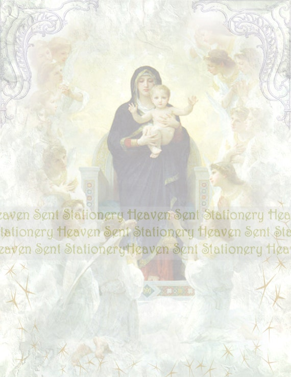 mary mother of god term paper Many protestants ask catholics: why do catholics pray to mary and other saints why do catholics give mary honor do catholics worship mary why do catholics love the hail mary prayer.