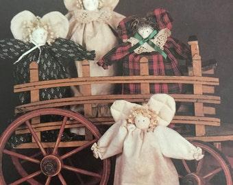 Vintage thimbleberries Sweet Annie sewing pattern