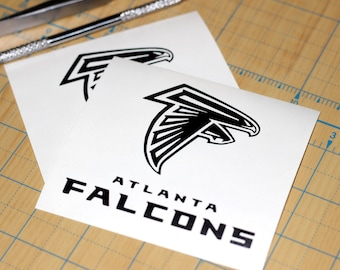 Atlanta Falcons Sticker | Falcons Decal