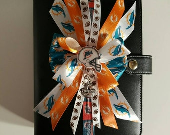 Miami Dolphins planner band