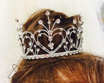 FILOMINA - Tiara Crown