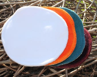 4 some make-up removing pads make up make-up removal organic organic cotton soft washable at 95 degrees breastfeeding zero waste bulk