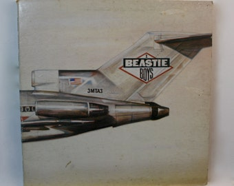 Beastie Boys  'Licensed to Ill'