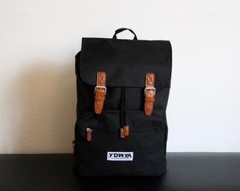 Laptop Backpack - Vintage Daypack - Reiserucksack - Daypack Classy Laptop Rucksack - unisex - YDWYA