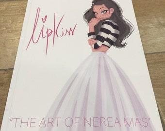 BOOK LIPKISS -The art of Nerea Mas-