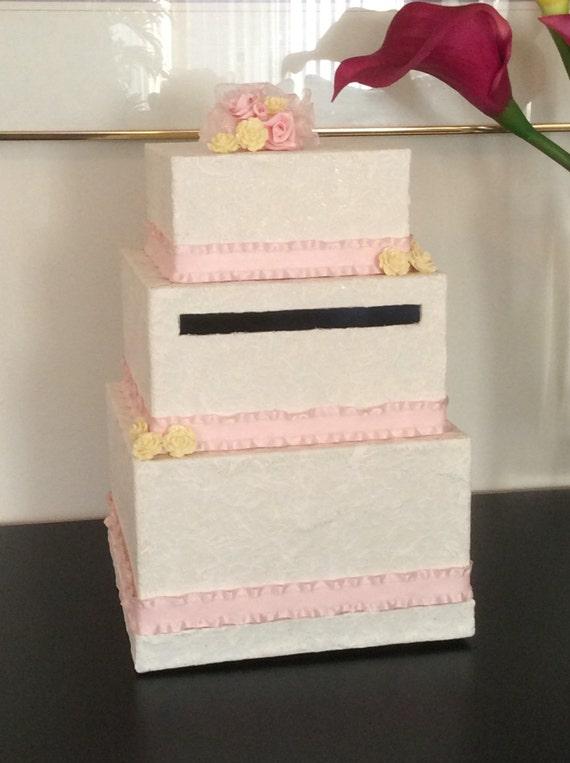 Wedding Gift Box For Sale : SALE!!! Wedding Gift Card Box, Wedding Card Box, Gift Card Box ...