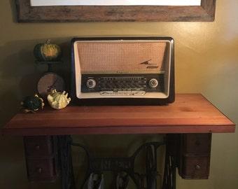 Vintage rare Loewe-Opta FM Shortwave Hifi Tube Radio