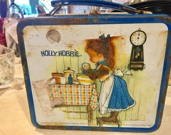 Vintage Hollie Hobby Lunch Box
