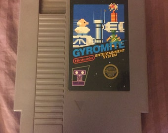 Gyromite NES Nintendo game