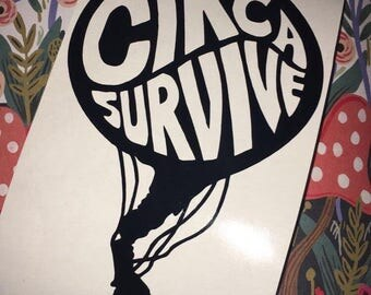 Circa Survive Sticker