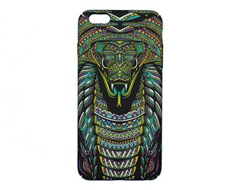 Cobra Phone Case,  Animal Phone Case , Exotic Cases, iPhone 5/5s/5SE/6/6s/6+/6s+/7/7+ , Samsung S5/S6/S6E/S7/S7E