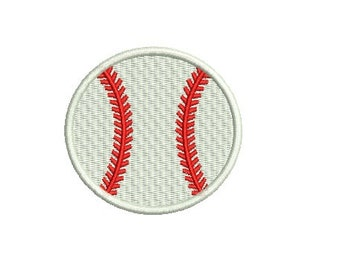BASEBALL EMBROIDERY Design Softball Embroidery Design Fill Design Machine Embroidery Instant Download ER159F