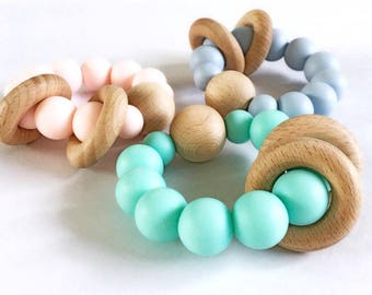 Lush Teething Ring